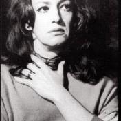 A jovem atriz Glauce Rocha
