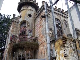 O Castelo nos dias de hoje.