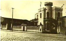O Castelo da Rua Apa em sua antiga glória.