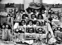 A trágica exibição de cabeças de Cangaceiros