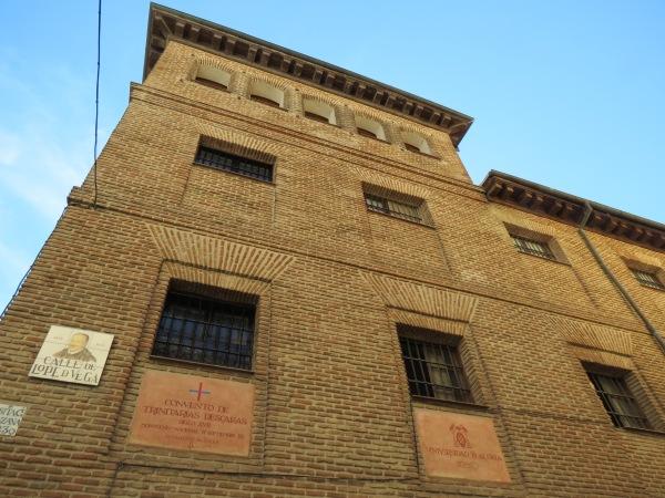 Convento de Las Monjas Trinitarias Descalzas