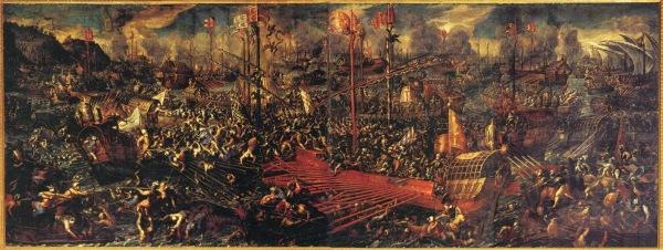 Batalha de Lepanto