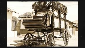 A carruagem que inspirou a lenda