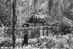 Primeiros trabalhadores de Fordlândia