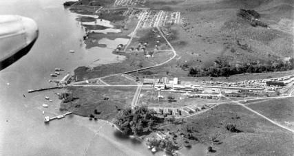 Vista aérea de Fordlândia