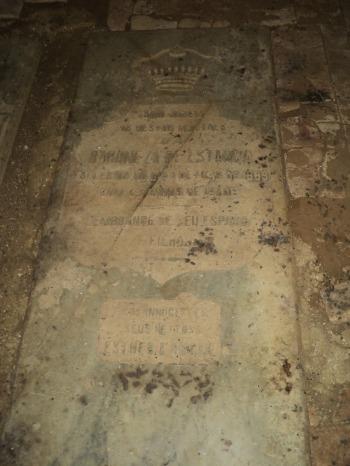 inscrições nos túmulos de Comandaroba